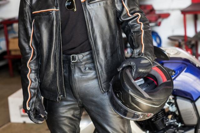バイク教習の服装は?二輪教習の服装チェック