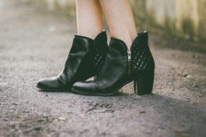 靴の注意ポイント